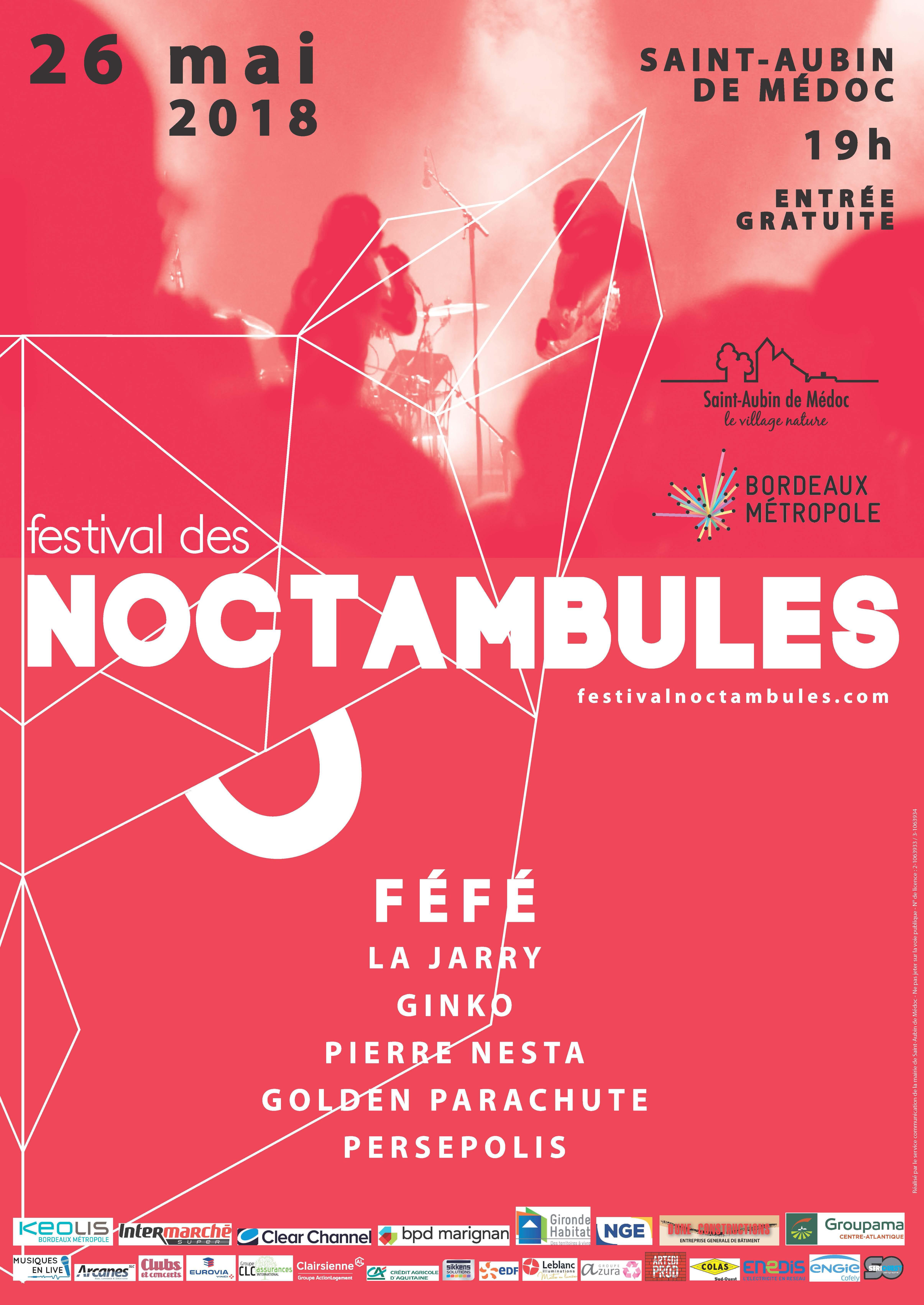 Affiche Noctambules-18